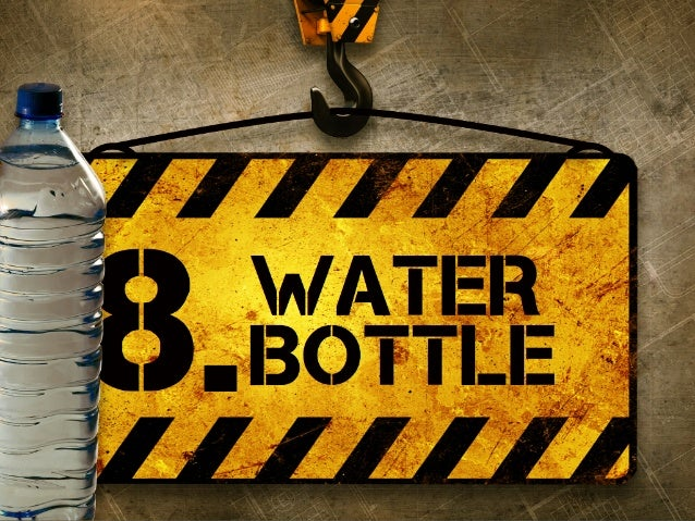 8.water Bottle
