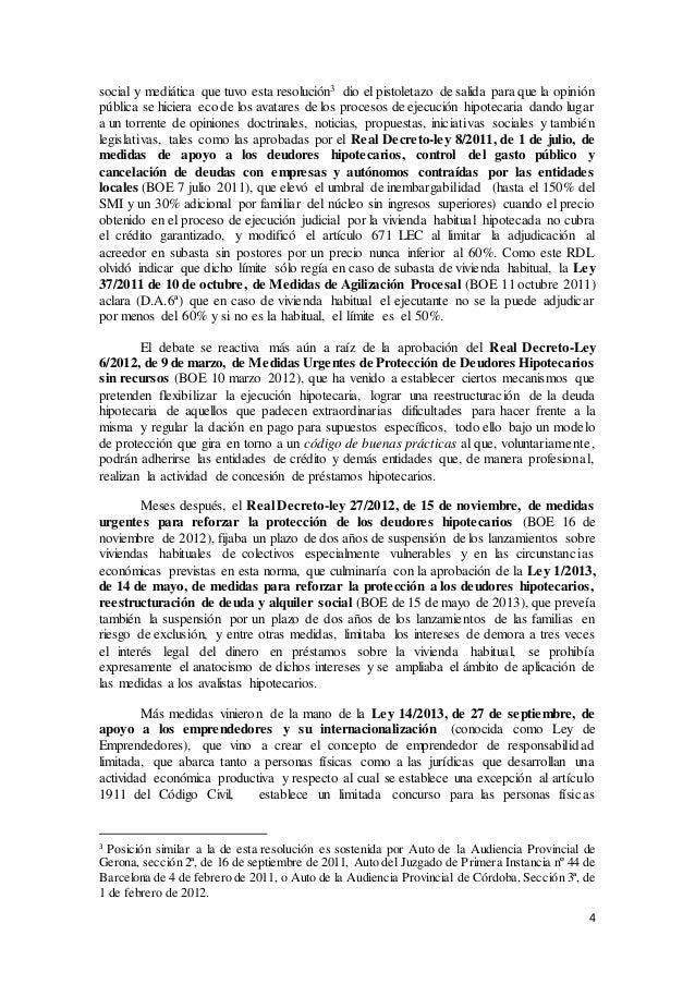 4 social y mediática que tuvo esta resolución3 dio el pistoletazo de salida para que la opinión pública se hiciera eco de ...