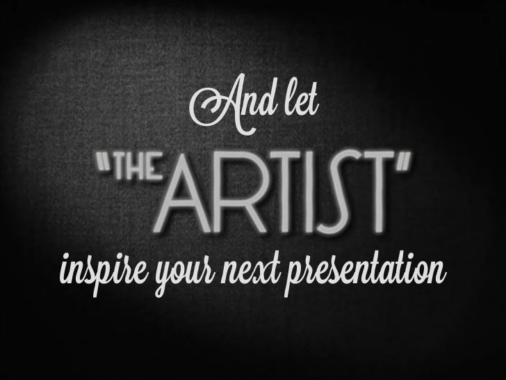 And letinspire your next presentation