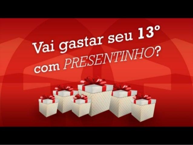 Invista em um presentão - Construtora Tenda (Bahia)