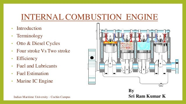 an introduction to the internal combustion engine Buy introduction to internal combustion engines 4th edition by richard stone ( isbn: 9780230576636) from amazon's book store everyday low prices and free .