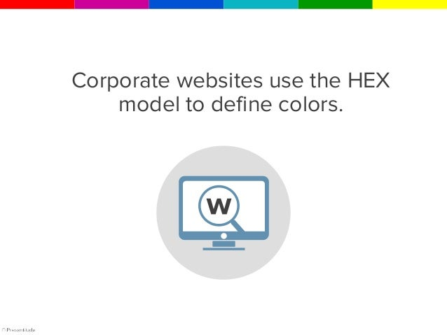 Why do you need to know about the different color models when you are creating slides?