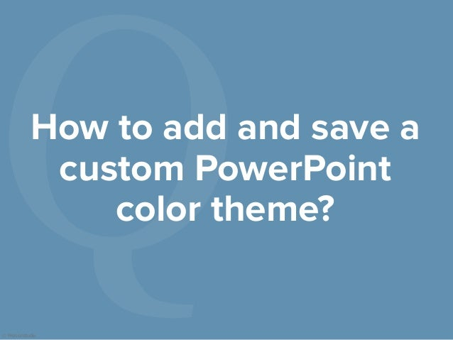 create your own powerpoint