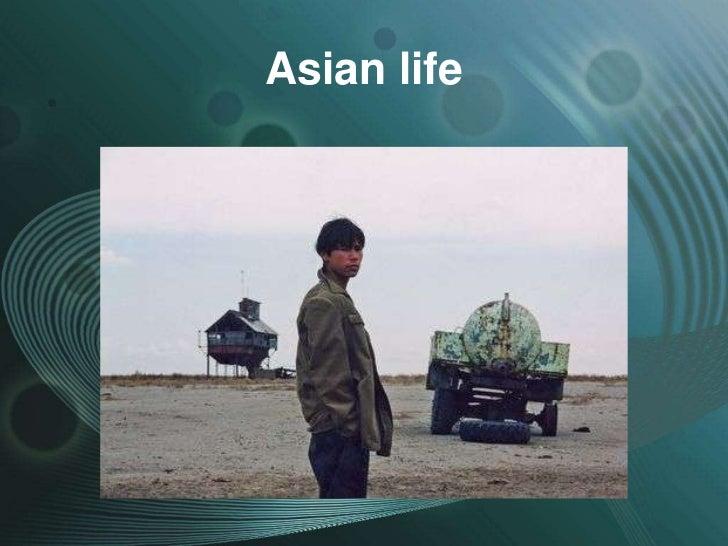 Asian life