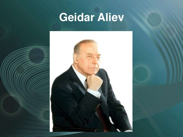 Geidar Aliev