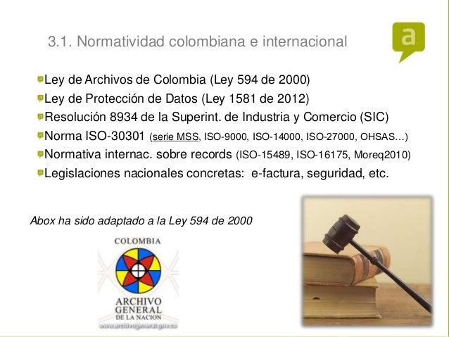 Presentaci n oficina cero papel by adapting for Salida de la oficina internacional de origen aliexpress