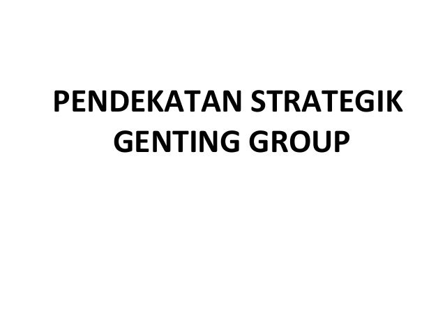 genting group In its complaint, the complainant states that the genting group s history began  35 years ago, when its founder, chairman and chief.