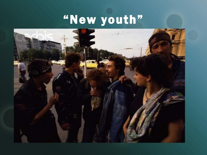 """"""" New youth"""""""