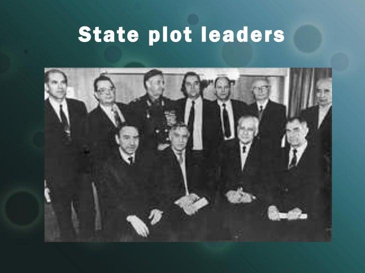 State plot leaders