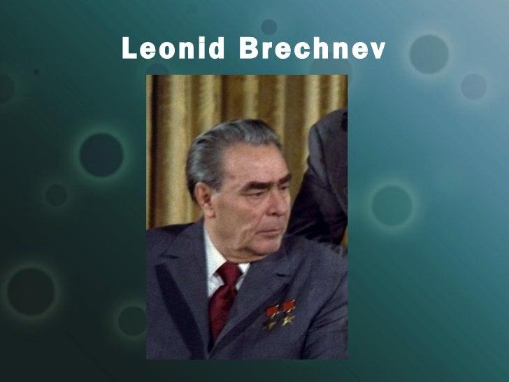 Leonid Brechnev