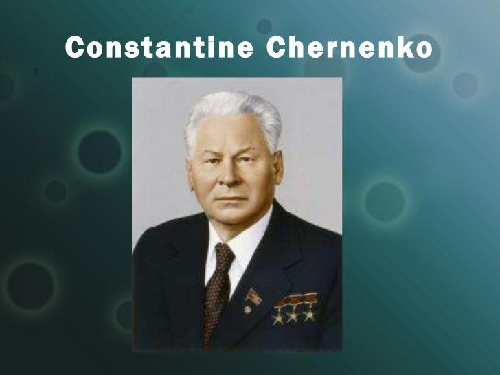 Constantine Chernenko