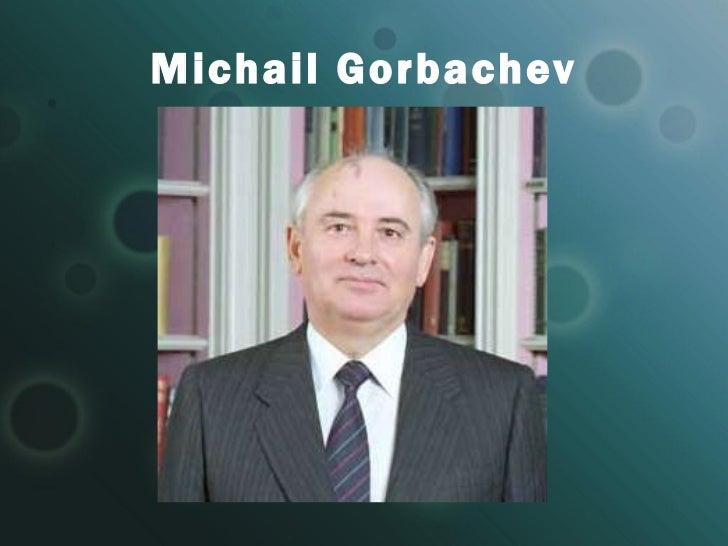 Michail Gorbachev