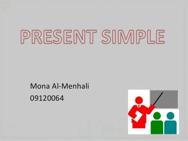Mona Al-Menhali 09120064