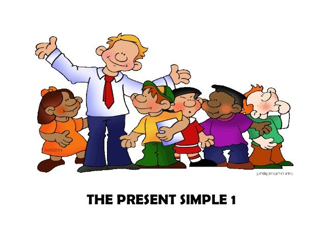 THE PRESENT SIMPLE 1