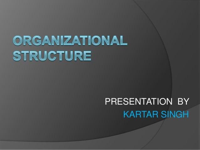 PRESENTATION BY   KARTAR SINGH