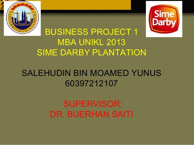 Sime Darby Berhad - Strategy, SWOT and Corporate Finance Report