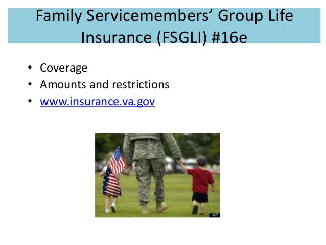 Contact the Insurance Center - Life Insurance - Veterans ...