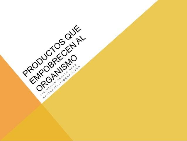 PELIGROS DE LOS ADITIVOS ALIMENTICIOS YLOS PRESERVATIVOSAunque los aditivos y conservantes son esenciales para el almacena...