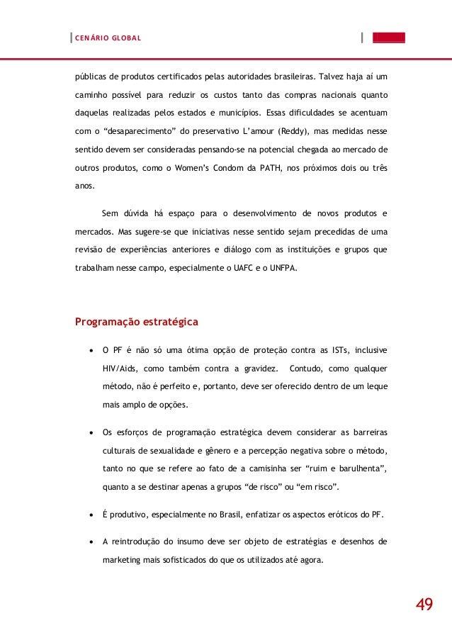 Preservativo feminino das polticas globais realidade brasileira ju ou seja regras que autorizassem compras 52 fandeluxe Gallery