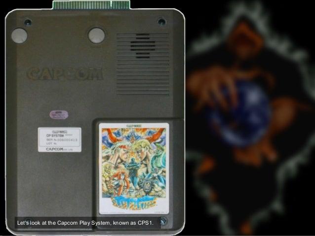 Preserving arcade games - 31c3