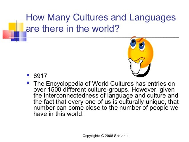 Preserving Heritage Languages - How many types of languages are there in the world