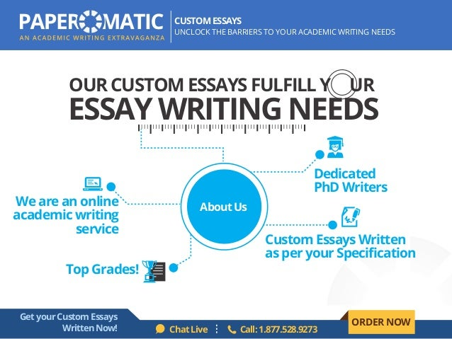 custom essay writing service toronto