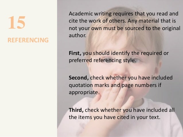 How to Excel at Academic Writing – Five Tips for Success