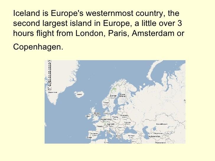 Presetation About Iceland Slide 2