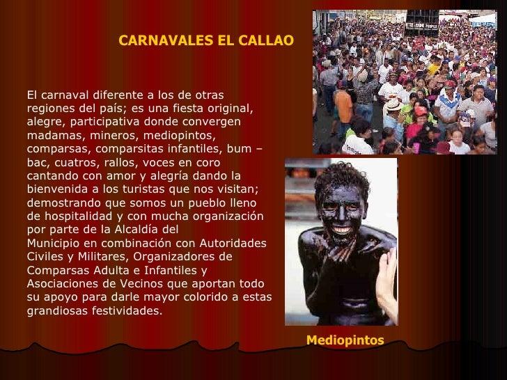Carnavales en Venezuela Slide 2