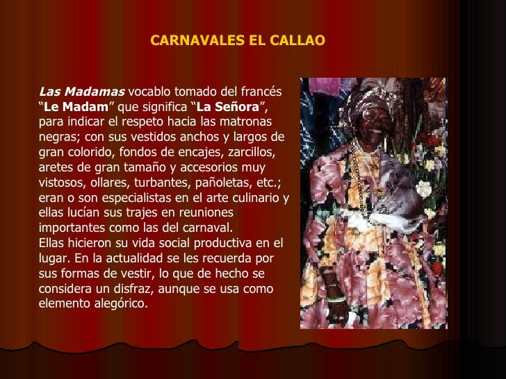 Carnavales en Venezuela Slide 3