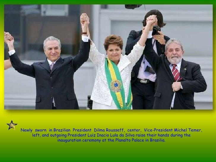 Presidenta Dilma Rousseff Slide 2