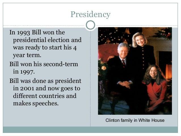 Clinton's ...