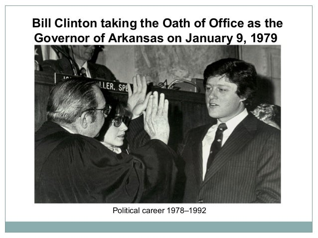 the early life and presidency of bill clinton Bill clinton (1946-), the 42nd us president, served in office from 1993 to 2001 prior to that, the arkansas native and democrat was governor of his home state.