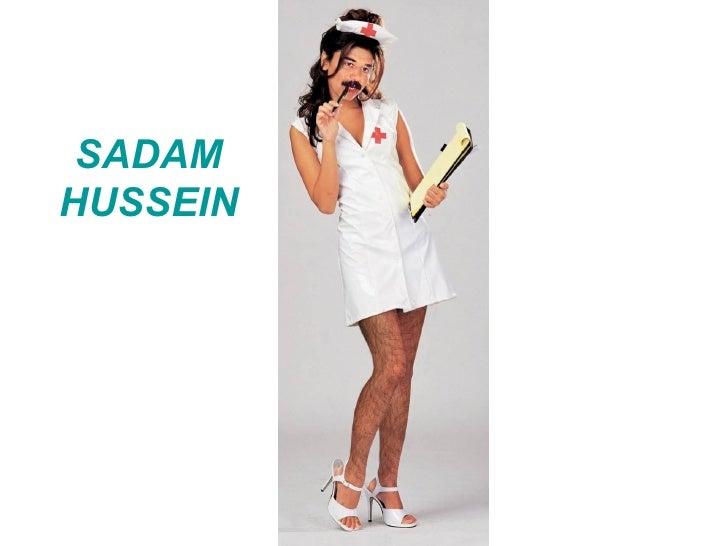 SADAM HUSSEIN