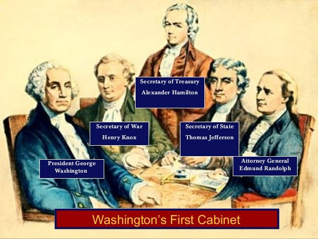 the presidential cabinet members essay This essay attempts to shed  analysing the power of the us president  although the president is authorised to choose the members of his cabinet.