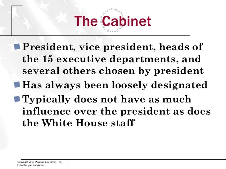 presidential power point