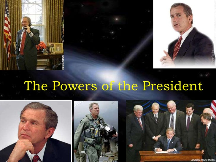 The Powers of the President<br />