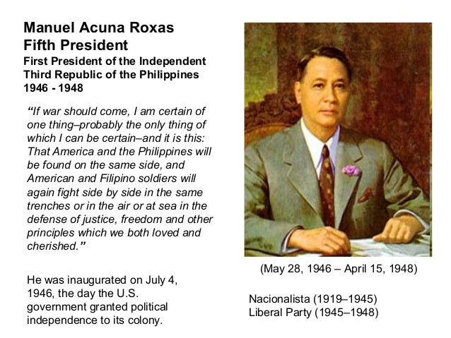 failures of elpidio quirino Official gazette of the republic of the philippines the official gazette is the official journal of the republic of the philippines edited at the office of the president of the philippines under commonwealth act no 638  his excellency elpidio quirino president of the philippines.