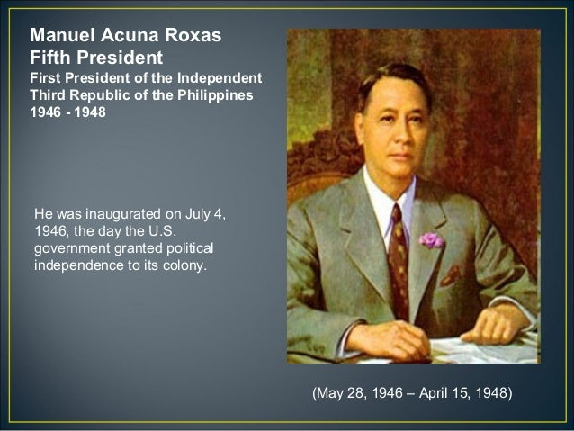 """period of the third republic of the philippines Pre-spanish period rafael """"this land is ours god gave this land to us""""  when the first philippine republic was established in 1899, gen emilio aguinaldo."""