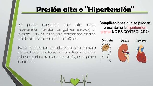 Causas de la hipertensión los medios fáciles