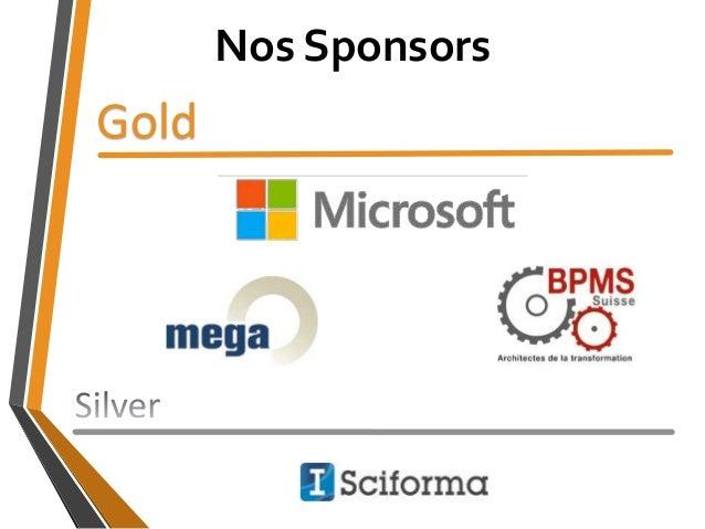 Nos Sponsors Gold