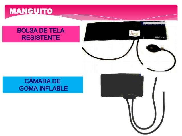 MANGUITO BOLSA DE TELA RESISTENTE CÁMARA DE GOMA INFLABLE