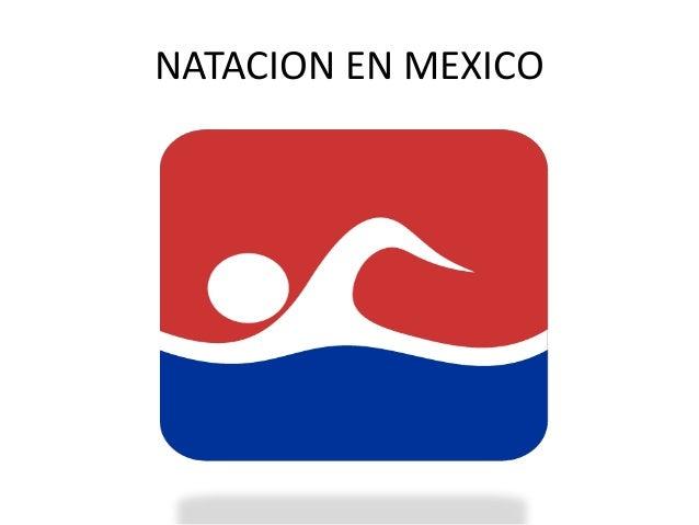 NATACION EN MEXICO