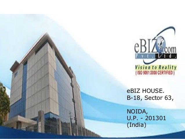 Ebiz Com Pvt Ltd