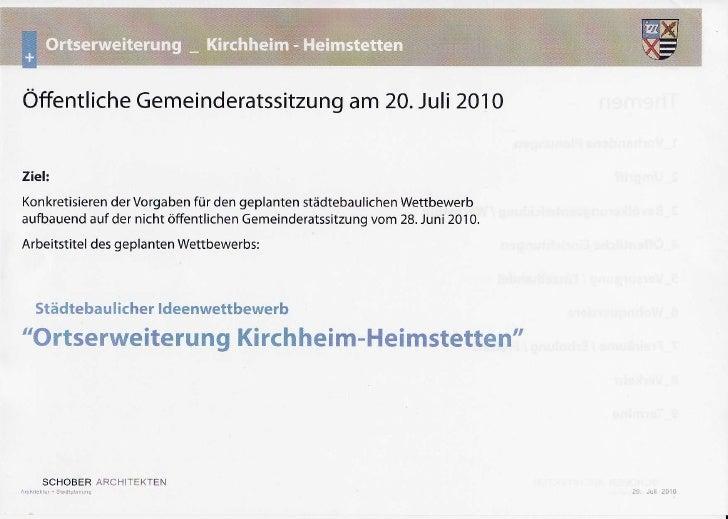 Öffentliche           Gemeinderatssitzung Juli2010                           am 20.   Zieh Konkretisieren Vorgaben dengepl...