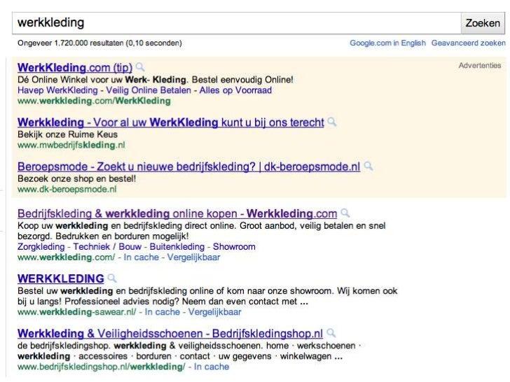 """KVK Seminars - Een Webwinkel Starten!    4. Content    - Merken    - Keurmerken    - Branche organisatie    """"Het verhaalac..."""