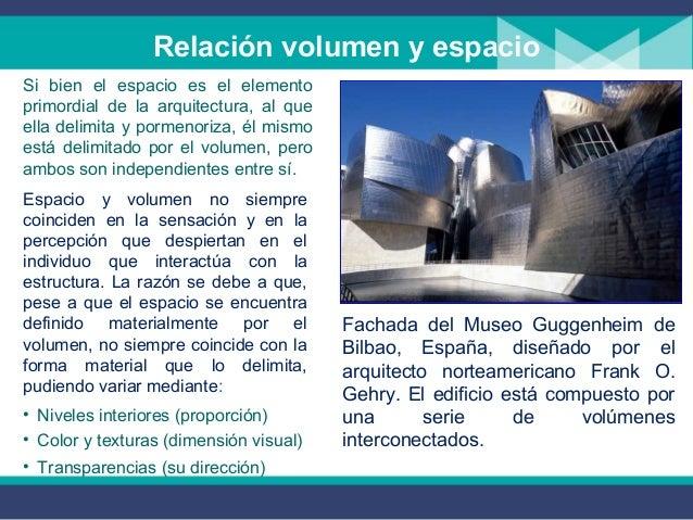 Espacio y volumen en la arquitectura for Arquitectura definicion
