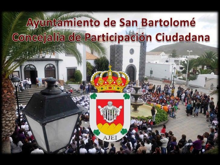 Presentación Participacion Ciudadana 2010