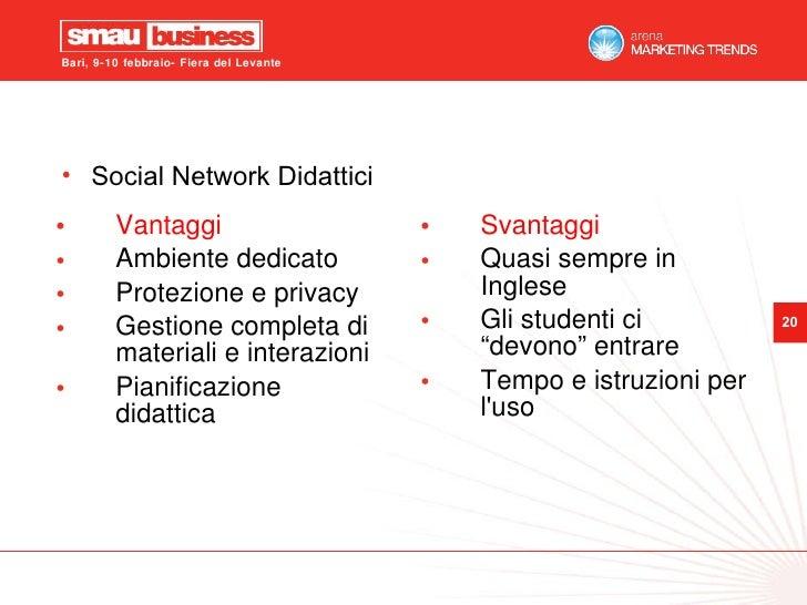 <ul><li>Vantaggi </li></ul><ul><li>Ambiente dedicato </li></ul><ul><li>Protezione e privacy </li></ul><ul><li>Gestione com...