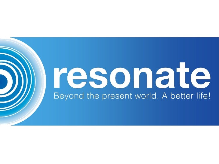 resonate     Context is RENEWAL …                      …Are your Leaders learning           as fast as the WORLD IS CHANGI...